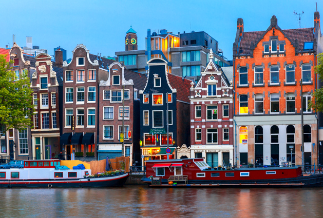 Save money on bus in Amsterdam