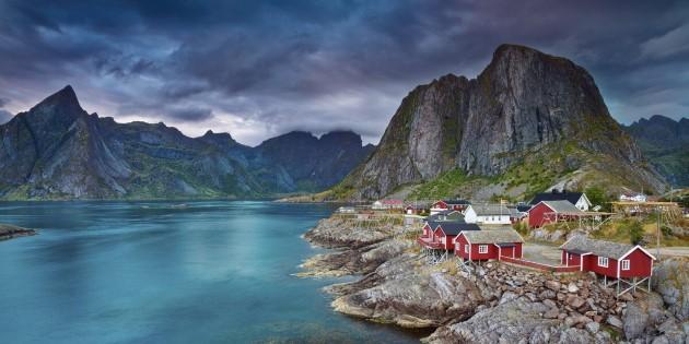 The world's most beautiful voyage. Norwegian Coast Voyage.