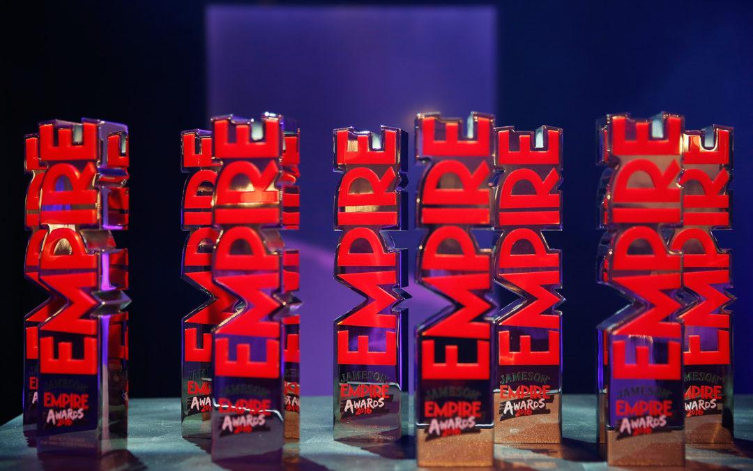The Three Empire Awards. London, UK