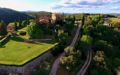 """Castello di Vicarello, the Tuscan countryside home you have always dreamed off!"""