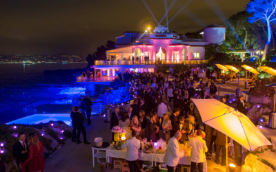 Cannes Vanity Fair Party. Cannes, France