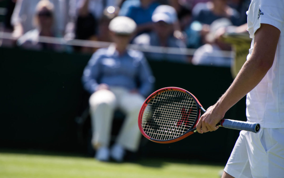 The Wimbledon Championships. 2 July 2018 – 15 July 2018, The All England Lawn Tennis and Croquet Club, London, UK