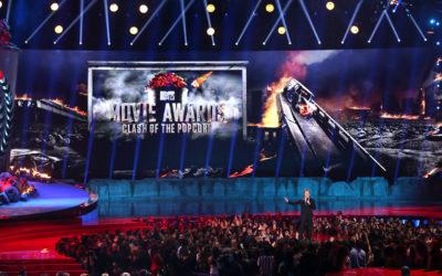 MTV Movie Awards.Los Angeles, USA.