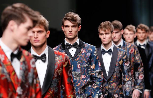 Paris Men's Fashion Week: Autumn/Winter 2018