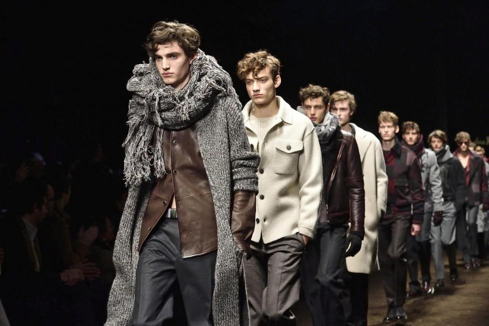 Milan Men's Fashion Week: Autumn/Winter 2018