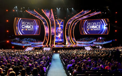 People's Choice Awards: 3 January 2018, Microsoft Theatre, Los Angeles, USA
