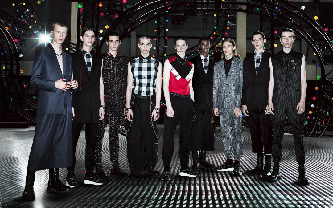 Paris Men's Fashion Week – Spring/Summer 2018 | whitetravelcafe