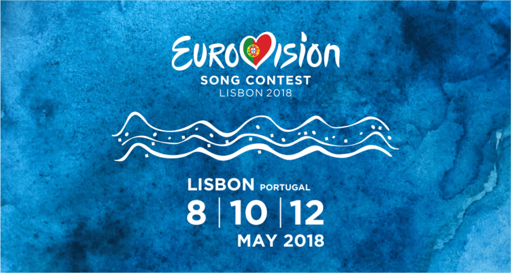 2018 Eurovision Song Contest Lisbon, Portugal 8, 10 & 12 May 2018