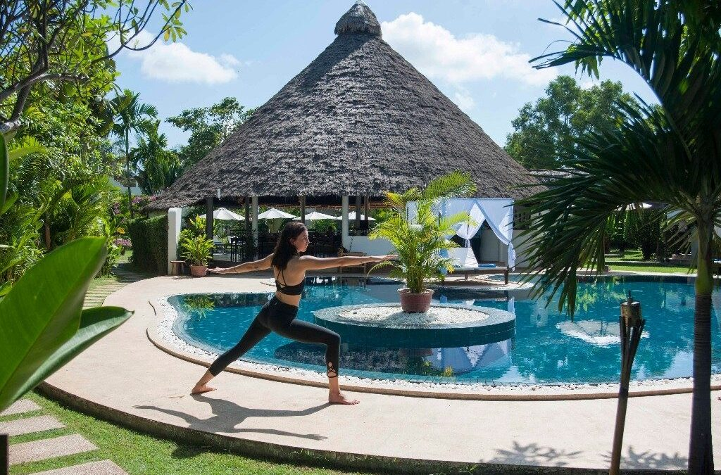 Йога ретрит в Камбодже