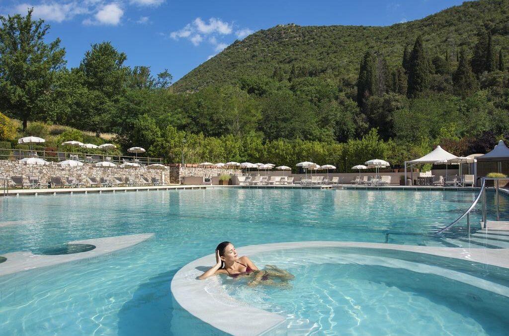 Grotta Giusti Natural Spa Resort, Тоскана, Италия